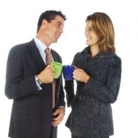 Wat is zakelijk flirten
